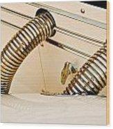 Auburn Boattail Speedster Wood Print