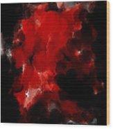 Auction F W 134  Wood Print