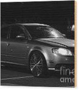Audi 3 Wood Print