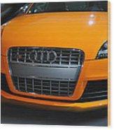 Audi  Tts Wood Print