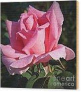 Aunt Honey Rose Wood Print