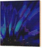 Aurora Polaris Wood Print