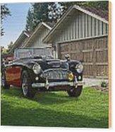 Austin Healy 3000 Wood Print