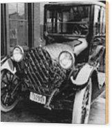 Automobile, 1916 Wood Print