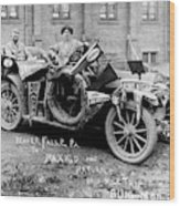 Automobile Buick, C1915 Wood Print