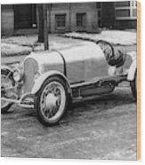 Automobile Disbrow, C1917 Wood Print