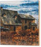 Autumn 1936 Wood Print