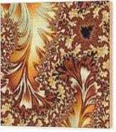Autumn Breezes Wood Print
