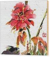 Autumn Heirloom Wood Print