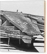 Av-8b Harrier Wood Print