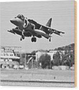Av-8b Harrier II Wood Print