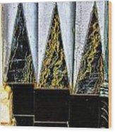 Avalon Casino Wood Print