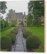 Avebury Manor House Wood Print