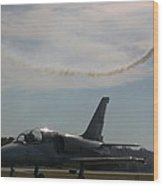 Aviation History Wood Print