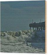 Avon Pier 1 10/14 Wood Print