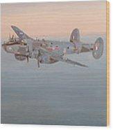 Avro Shackleton Mk.2 Wood Print