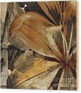 Awed Iv Wood Print by Yanni Theodorou