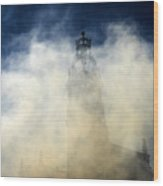 Ayuntamiento In Masclaeta Smoke Wood Print