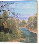 Az High Country Wood Print