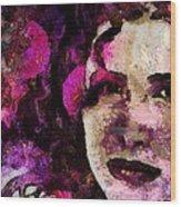 Azaela Wood Print