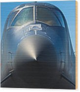 B-1 Bomber Wood Print