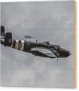 B-25 Mitchell Mk IIi Wood Print