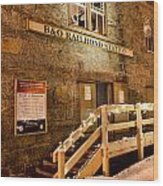 B And O Station Museum Wood Print