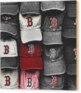 B For Bosox Wood Print
