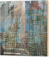Babylon Proportion 1 Wood Print