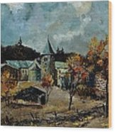 Bagimont Wood Print