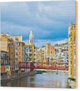 Balamory Spain Wood Print