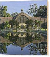 Balboa Park Botanical Building - San Diego California Wood Print
