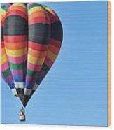 Balloon 2 Wood Print