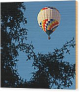 Balloon-6992 Wood Print
