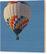 Balloon-7033 Wood Print
