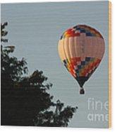 Balloon-7105 Wood Print