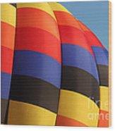 Balloon-color-7266 Wood Print