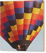 Balloon-color-7277 Wood Print