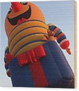 Balloon-jack-7660 Wood Print