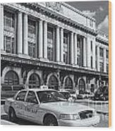 Baltimore Pennsylvania Station II Wood Print