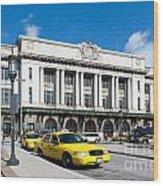 Baltimore Pennsylvania Station IIi Wood Print