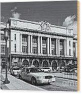 Baltimore Pennsylvania Station Iv Wood Print