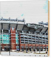 Baltimore Ravens - M And T Bank Stadium Wood Print