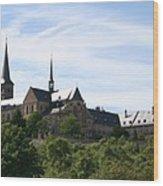 Bamberg Michelsberg - Germany Wood Print