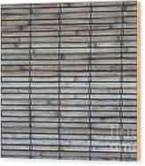 Bambo Wall Wood Print