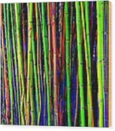 Bamboo Dream Wood Print