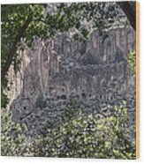 Bandelier Wood Print