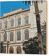 Barberini Palace Wood Print