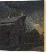 Barn IIi Wood Print
