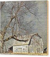 Barn - Missouri's Backroads Wood Print
